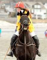 Polo: Beach Polo, Newport Winter Fest 2016