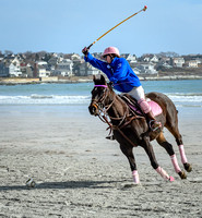 Polo: Beach Polo Newport Winter Festival 2017