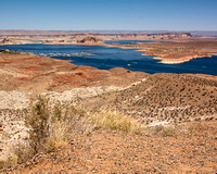Glen Canyon Dam Scenic View